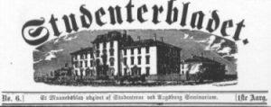 Newspaper Mast