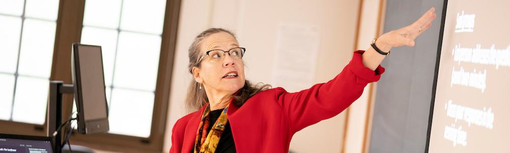 Dr. Lois Malcolm