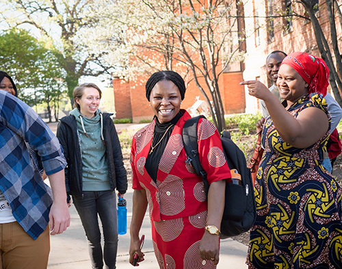 International Students at Luther Seminary