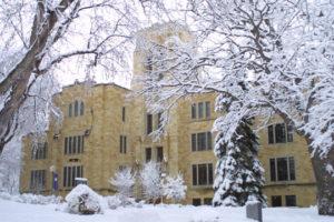 Gullixson in winter
