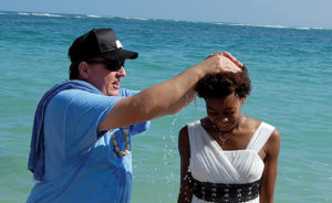 baptism in Hawaii