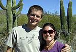 Master of Divinity intern Scott Thalacker is serving his internship in Casa Grande